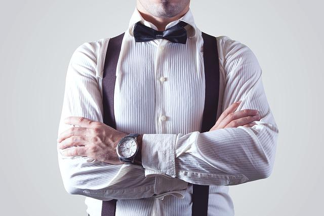 Die Hemden Knigge für Männer