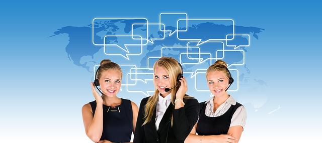 Zeit und Geld sparen mit einem Telefonservice