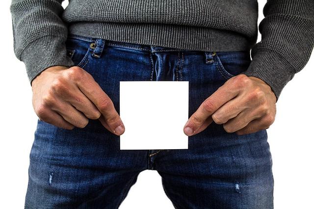 Was tun bei erektiler Dysfunktion?